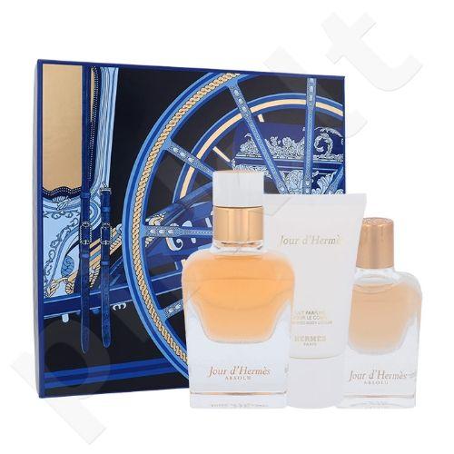 Hermes Jour d´Hermes Absolu rinkinys moterims, (EDP 50 ml + EDP 7,5 ml + kūno losjonas 30 ml)