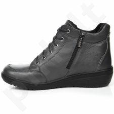 Auliniai odiniai batai Helios 524