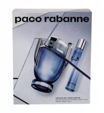 Paco Rabanne Invictus, rinkinys tualetinis vanduo vyrams, (EDT 100 ml + EDT 20 ml)