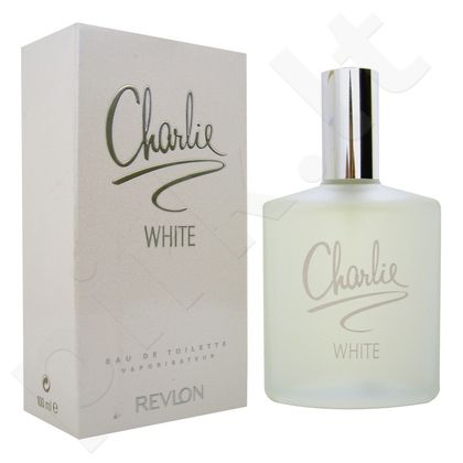 Revlon Charlie White, tualetinis vanduo moterims, 100ml