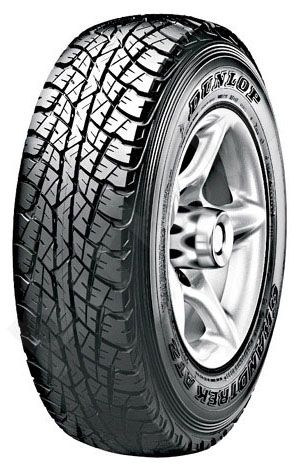 Vasarinės Dunlop GRANDTREK AT2 R15