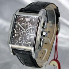 Vyriškas laikrodis BISSET Montrotte BSCC67 MS BR BK