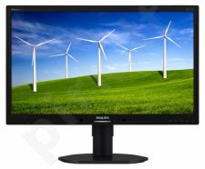 Monitor Philips 231B4QPYCB 23'' LED FHD, D-Sub, DVI-D, DP, VESA