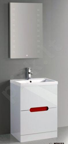 Vonios kambario spintelė su praustuvu F602FS