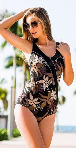 Maudymosi kostiumėlis moterims LADY 22422 01 54C