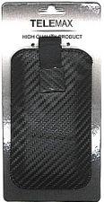 17-C MAGNET universalus dėklas S5830 Telemax juodas