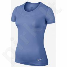 Marškinėliai treniruotėms Nike Pro Hypercool W 725714-435