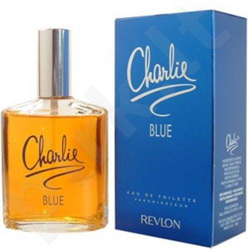 Revlon Charlie Blue, tualetinis vanduo (EDT) moterims, 100 ml