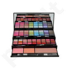 Makeup Trading kosmetikos rinkinys moterims, (7,02g lūpdažis + 10,6g skaistalai + 17,28g akių šešėliai)