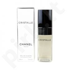 CHANEL CRISTALLE EDT vapo 100 ml moterims