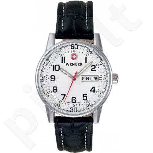 Vyriškas laikrodis WENGER COMMANDO DAY-DATE 70160.XL