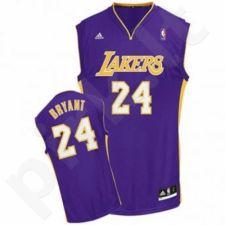 Marškinėliai krepšiniui adidas Replica Bryant L71412