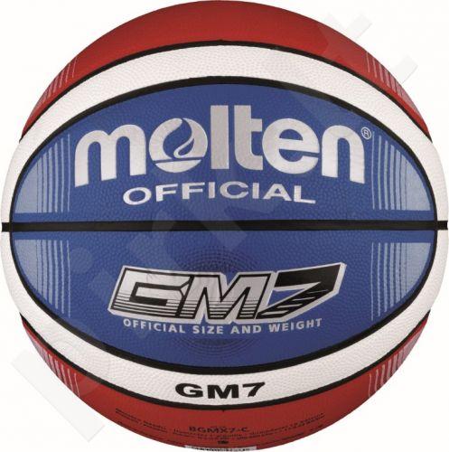 Krepšinio kamuolys training BGMX7-C sint. oda