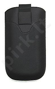 17-C MAGNET universalus dėklas 5230 Telemax juodas/rudas