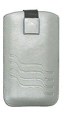 17-C MAGNET universalus dėklas i9100 Telemax pilkas