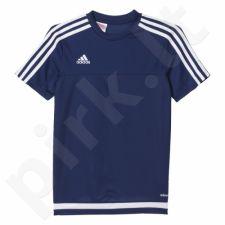 Marškinėliai futbolui Adidas Tiro 15 Training Jersey Jr S22311
