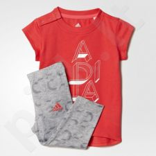 Komplektas Adidas Mini Me Girls Set Kids AY6014
