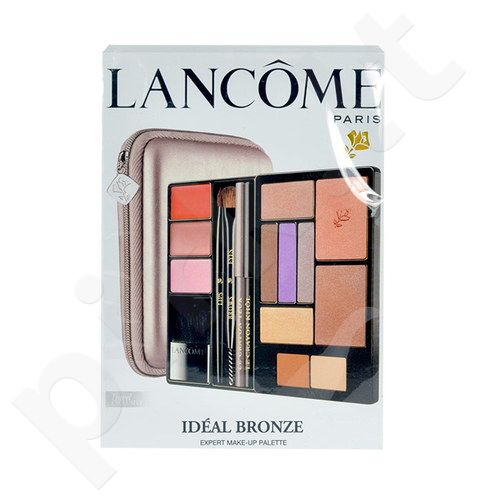 Lancome Idéal Bronze Expert Make-up Palette rinkinys moterims, (Complete Expert Make-Up Palette)