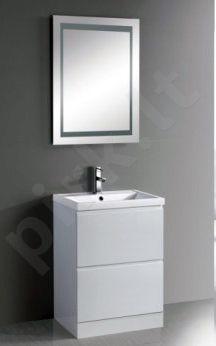 Vonios kambario spintelė su praustuvu F602F