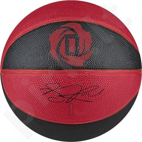 Krepšinio kamuolys Adidas Rose Prem Mini AX7396