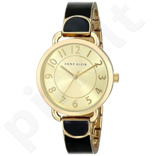 Moteriškas laikrodis Anne Klein AK/1606BKGB