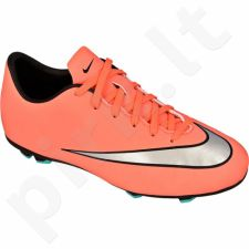 Futbolo bateliai  Nike Mercurial Victory V FG Jr 651634-803