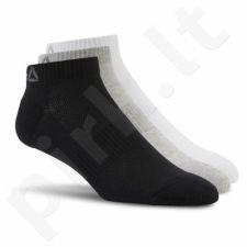 Kojinės Reebok Sport Essentials No Show 3pak U AJ6240