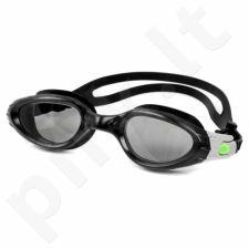 Plaukimo akiniai  Aqua-Speed ETA 084 juoda
