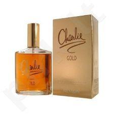Revlon Charlie Gold, tualetinis vanduo (EDT) moterims, 100 ml