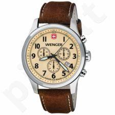 Vyriškas laikrodis WENGER TERRAGRAPH CHRONO 01.0543.105