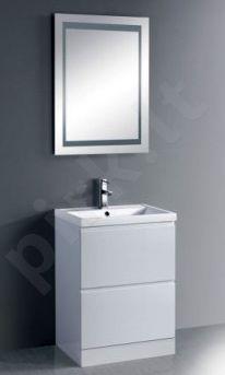 Vonios kambario spintelė su praustuvu F802F