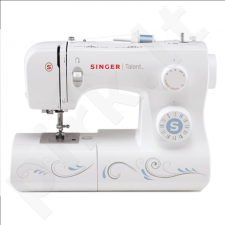 Singer SMC 3323 Sewing Machine, 23 kinds of stitches, White
