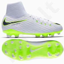 Futbolo bateliai  Nike hypervenom Phantom 3 Academy DF FG Jr AH7287-107