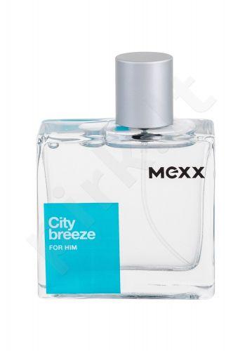 Mexx City Breeze For Him, tualetinis vanduo vyrams, 50ml