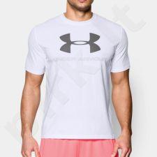 Marškinėliai treniruotėms Under Armour CC Sportstyle Logo M 1257615-100