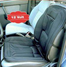 Automobilio sėdynės užtiesalas su šild.funkcija, reguliuojamas galingumas