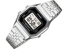 Casio Retro Collection LA680WA-1DF moteriškas laikrodis Chronograph