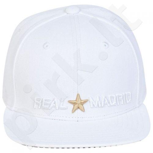 Kepurė  su snapeliu Adidas  Real Madryt Athem Cap M60189