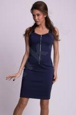 Emamoda suknelė - mėlyno atspalvio 9912-1