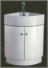 Vonios kambario spintelė su praustuvu C506