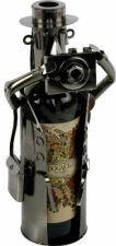 "Metalinis butelio laikiklis ""Fotografas"""