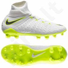 Futbolo bateliai  Nike Hypervenom Phantom 3 Elite Dynamic Fit FG Jr AJ3791-107