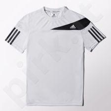 Marškinėliai tenisui Adidas Response Tee Kids S15850