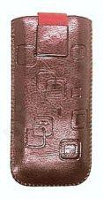 17 MAGNET SQUARE universalus dėklas N300 Telemax šviesiai rudas