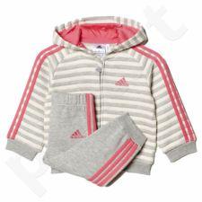 Sportinis kostiumas  Adidas Winter Full Zip Hooded Jogger Kids AY6152
