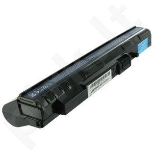 Whitenergy Baterija Acer Aspire One A150 11.1V Li-Ion 4400mAh juoda