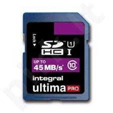 Atminties kortelė Integral SDHC 8GB CL10