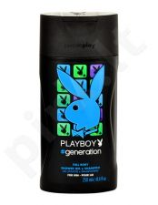 Playboy Generation For Him, dušo želė vyrams, 250ml