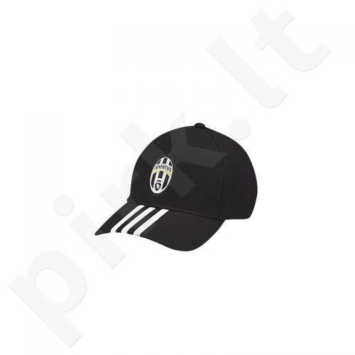 ffebdeb0946 Kepurė su snapeliu Adidas Juventus 3 Stripe Cap A99142 - Pirk.lt ...