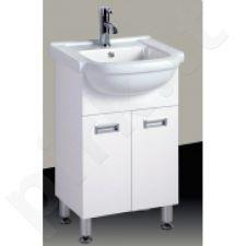 Vonios kambario spintelė su praustuvu A202